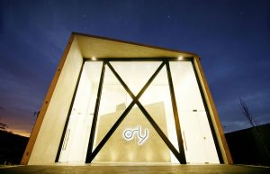 Orly Productions Studios = Opened 2016 - 209 Salisbury Street Christchurch New Zealand